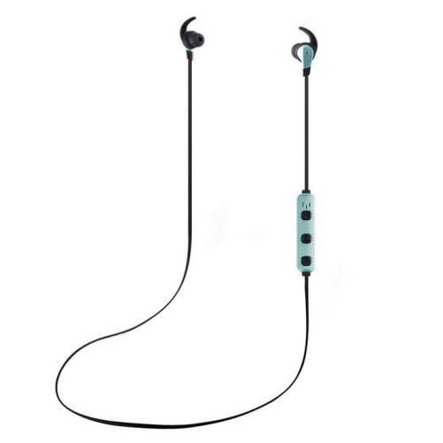 Casti Bluetooth iUni CB82, Handsfree, Green
