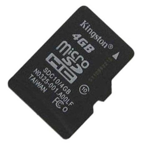 Card micro Kingston SD 4GB