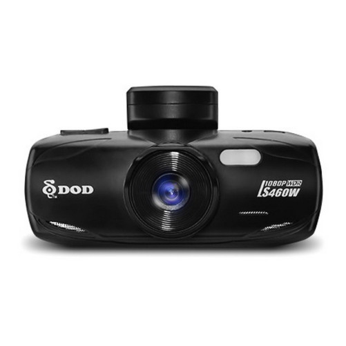 "Camera auto DVR DOD LS460W, Full HD, GPS, senzor imagine Sony, lentile Sharp, WDR, G senzor, 2.7"" LCD, 12MP"