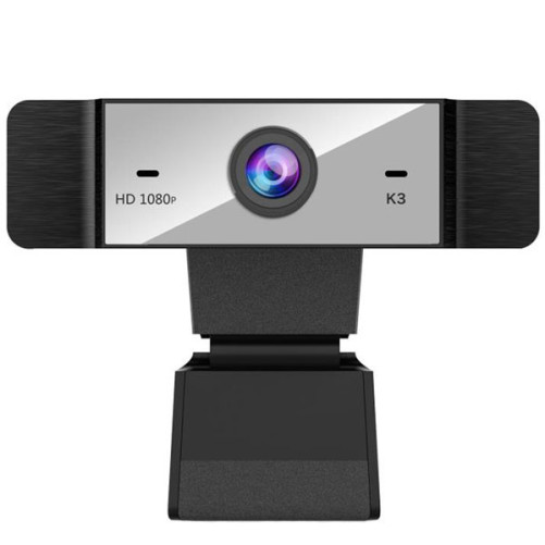 Camera web iUni K3 Full HD, 1080p, microfon incorporat, Hi-Speed USB 2.0
