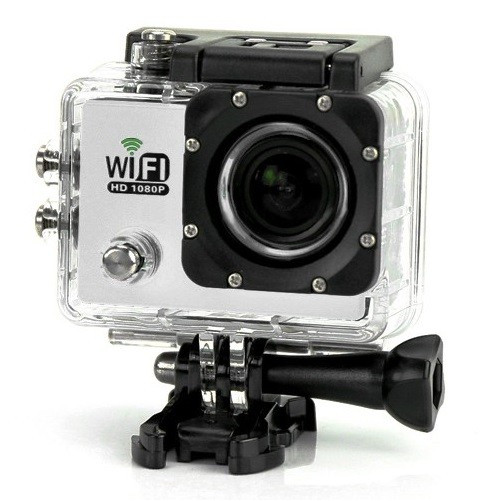 Camera Video Sport iUni Dare 65i Wifi, Argintiu