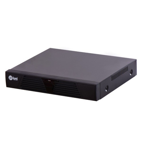 DVR 4 Canale iUni ProveDVR 6204 FHD, mouse, HDMI, VGA, 2 USB, LAN, PTZ, 4 canale audio