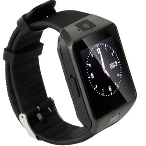 Smartwatch cu telefon iUni U9, camera, bluetooth, Auriu