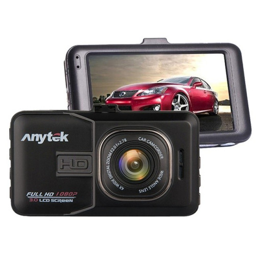 Resigilat! Camera Auto iUni Dash A98, Full HD, Display 3.0 inch, WDR, Parking monitor, Lentila Sharp 6G, Unghi 170 g