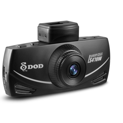 Resigilat! Camera auto DOD LS470W, Full HD, GPS 10x, senzor imagine Sony, lentile 7g Sharp, WDR, G senzor, 2.7 inch LCD