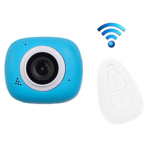 Camera Sport iUni Dare G3i Blue, Full HD, WiFi, Telecomanda