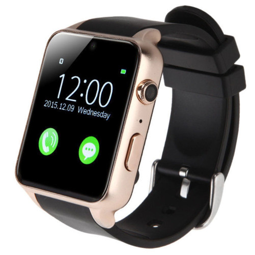 Ceas Smartwatch Telefon iUni GT88, Camera 2 MP, BT, 1.54 Inch, Gold