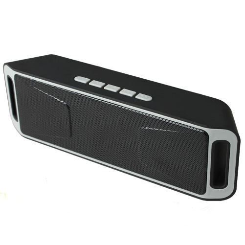 Boxa Portabila iUni DF02, Radio, Slot Card, Grey
