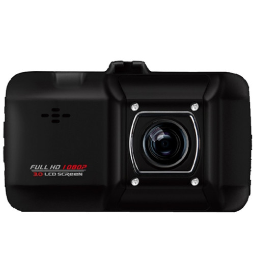 Camera Auto iUni Dash i18, Full HD, Display 3.0 inch, Night vision, Parking monitor, Lentila Sharp 6G, Unghi 170 grade