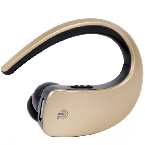 Casca Bluetooth cu Touch iUni CB05, Handsfree, Gold