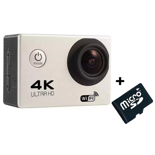 Camera Video Sport 4K iUni Dare 85i, WiFi + card microsd