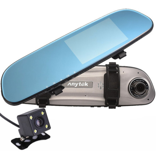Camera Auto Oglinda iUni 77G Full HD