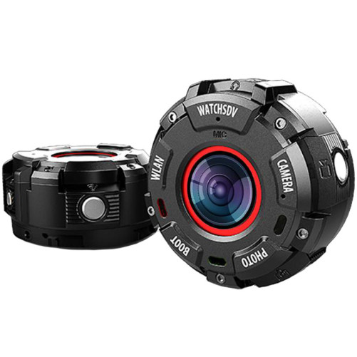 Camera Video Sport iUni Dare S100i, WiFi, Full HD
