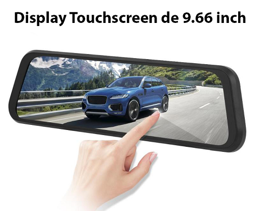 Display Touchscreen Camera Auto Dubla Oglinda iUni Dash A7