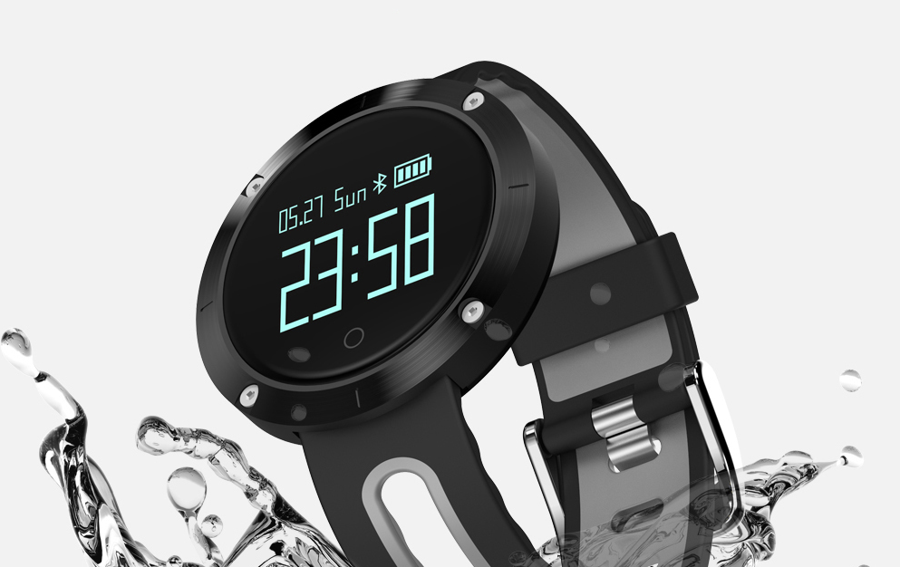 bratara fitness DM58 Plus smartwatch-5