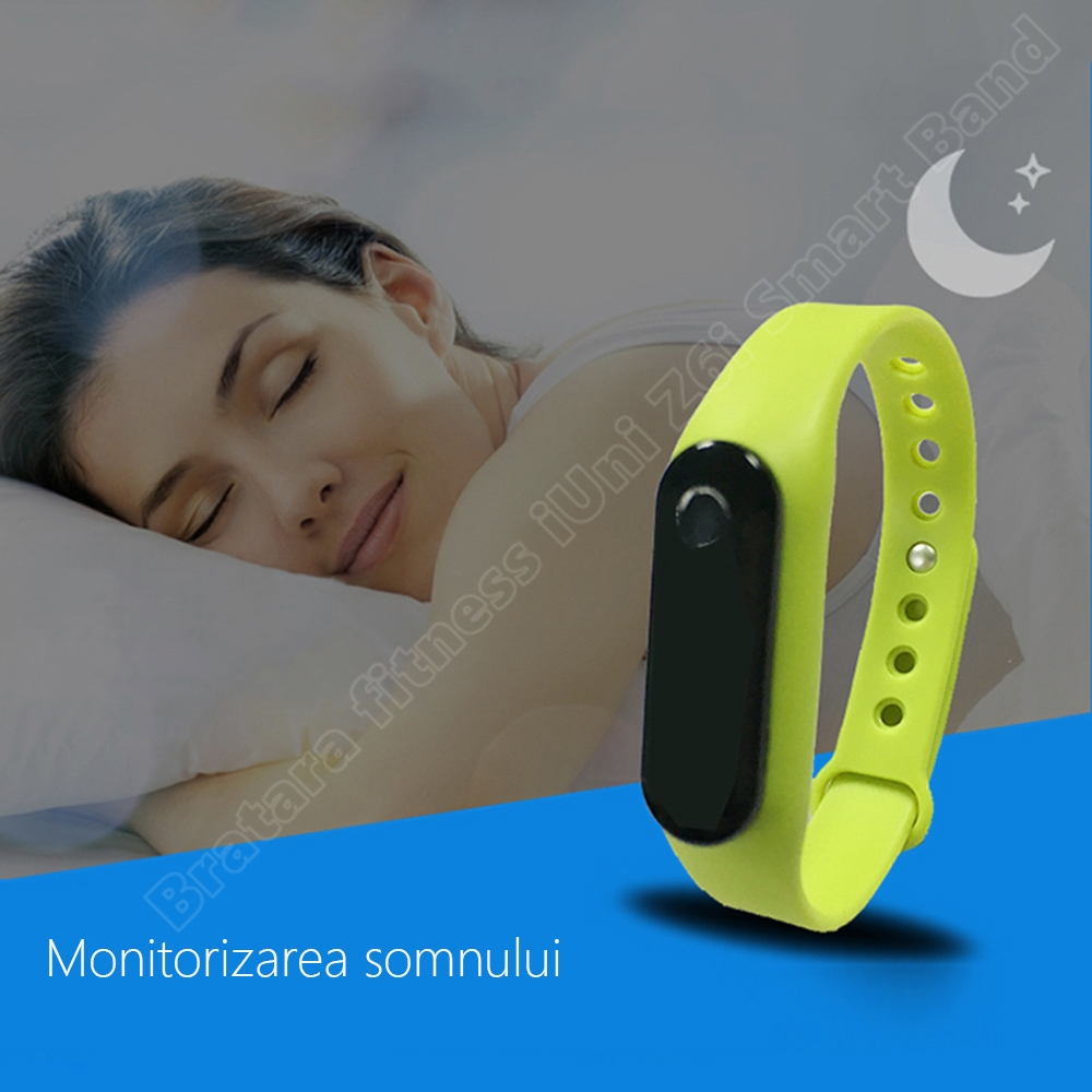 Z6i smart band bratara fitness-2