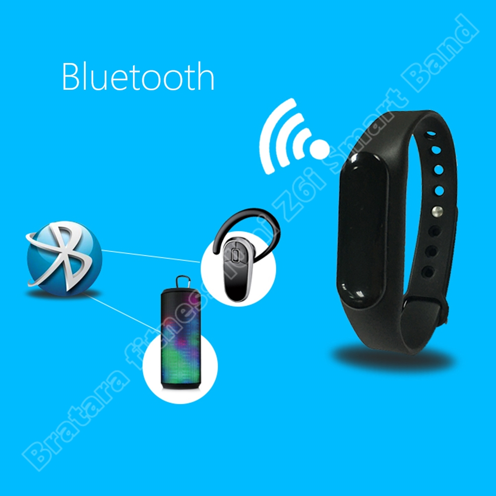 Z6i smart band bratara fitness-3