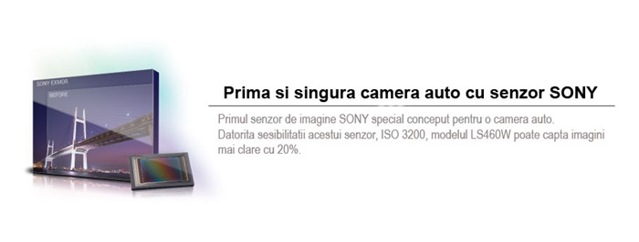 Senzor de imagine Sony camera DOD LS460W