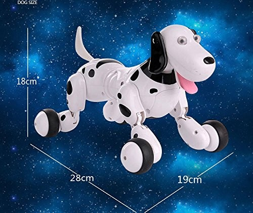 Robot Catel interactiv telecomanda Smart-Dog