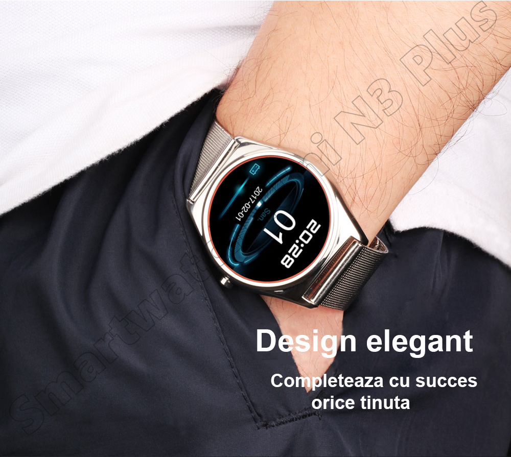 Ceas Smartwatch iUni N3 Plus-33