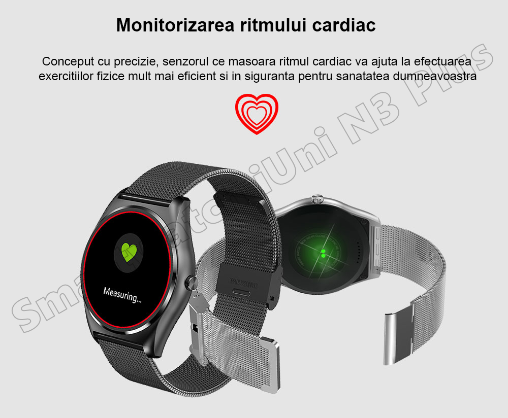Ceas Smartwatch iUni N3 Plus-29