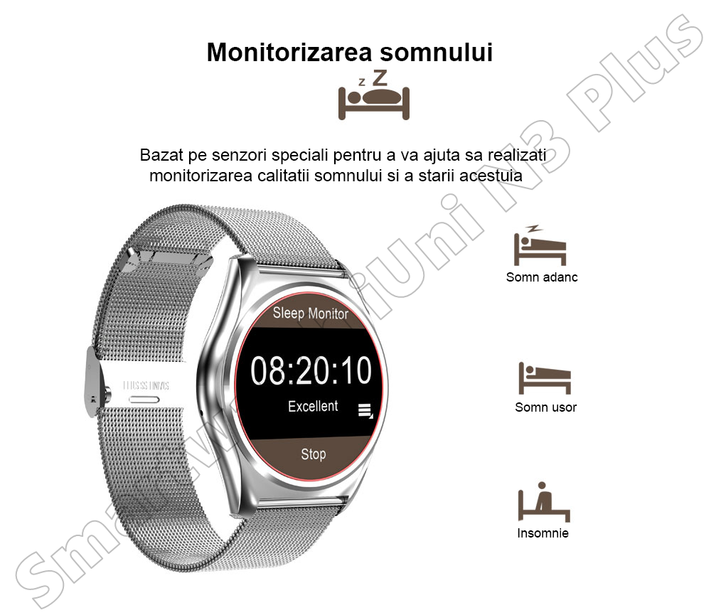 Ceas Smartwatch iUni N3 Plus-30