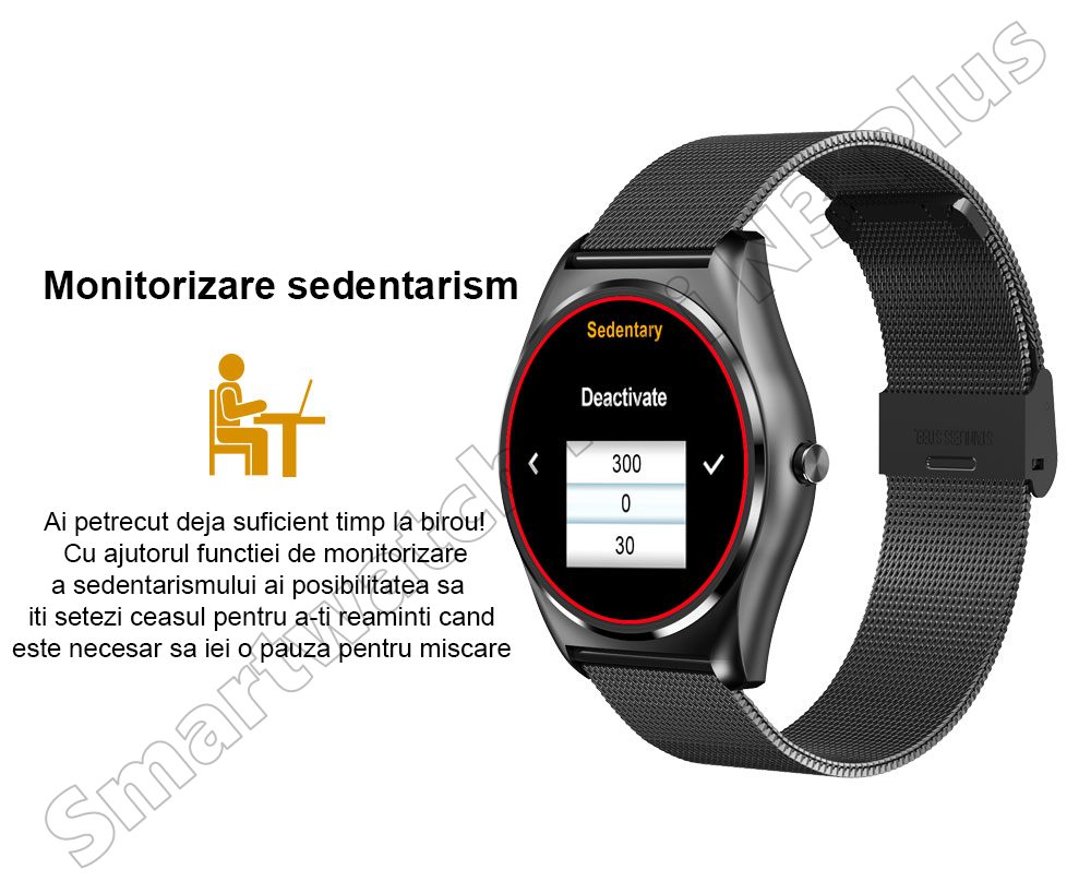 Ceas Smartwatch iUni N3 Plus-31