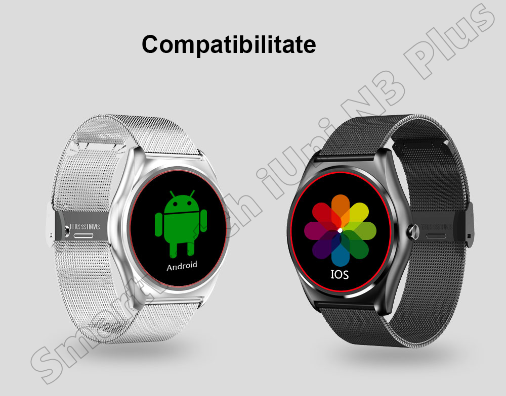 Ceas Smartwatch iUni N3 Plus-34