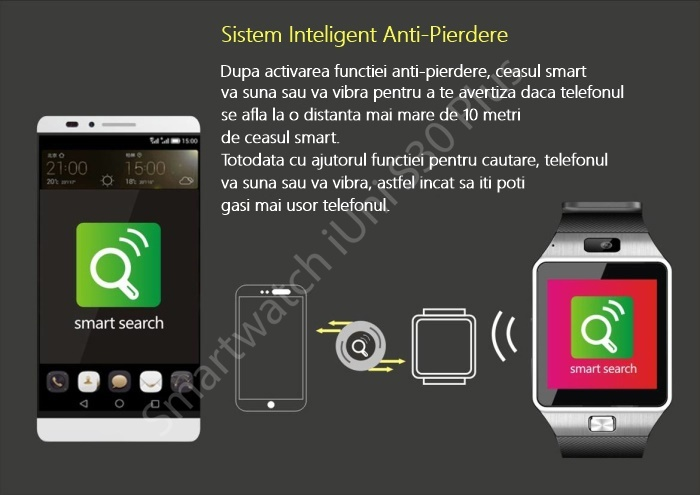 Ceas smartwatch bluetooth S30 Plus-10