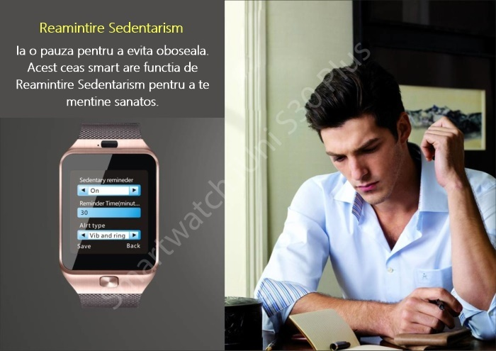 Ceas smartwatch bluetooth S30 Plus-6