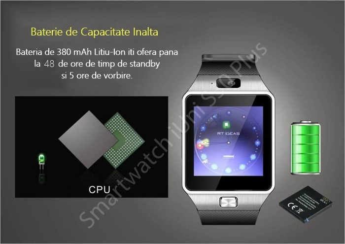 Ceas smartwatch bluetooth S30 Plus-8