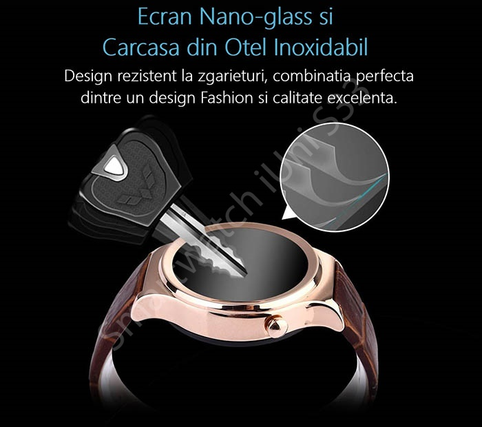 Ecran Nano-glass
