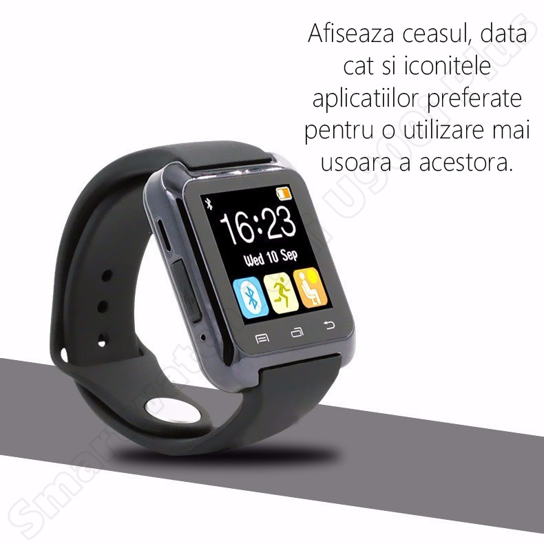 Smartwatch U900i Plus, Bluetooth-2