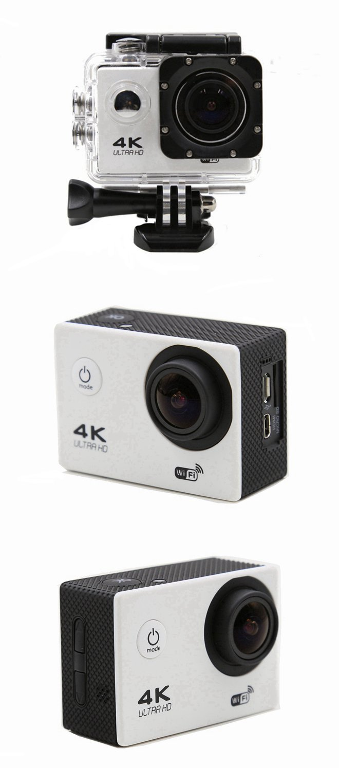 camera sport 4K iUni 85i wifi sport kit